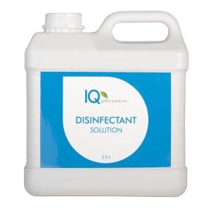 IQ Disinfectant Solution W LR